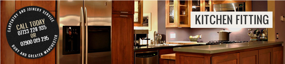 kitchen fitting bury joinery. Black Bedroom Furniture Sets. Home Design Ideas